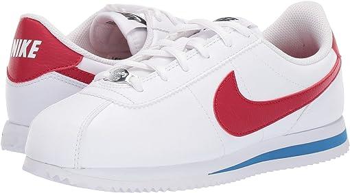 White/Varsity Red/Varsity Royal/Black