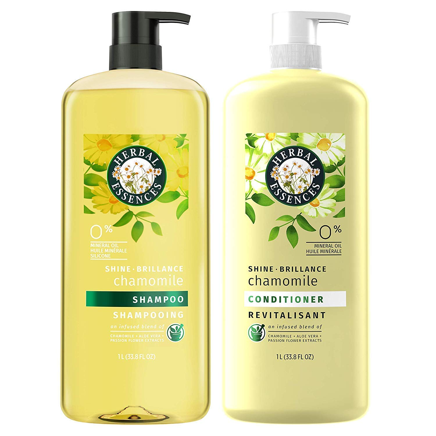Herbal Essences Shampoo Conditioner Collection