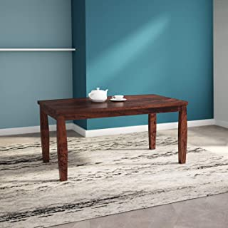 GODREJ INTERIO Santafe 6 Seater Dining Table Set (Brown Oak)…