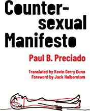 Countersexual Manifesto (Critical Life Studies)