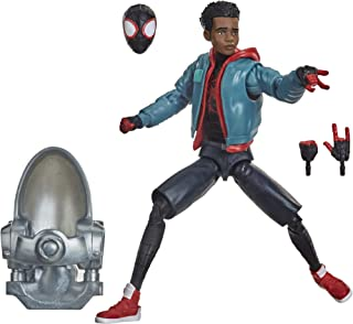 Spider-Man F0253 Hasbro Marvel Legends Series : Into the Spider-Verse Miles Morales 6-inch Collectible Action Figure Toy a...