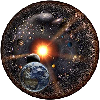 Cosmic Circle Piece-1000 Jigsaw Puzzle Game For Adults Home Entertainment Jigsaw Pieces For Teenagers DIY Home Entertainme...