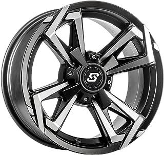Sedona Riot Wheel 14x7 5+2 Offset 4x137 12mm Bolt Pattern A8147036-52S