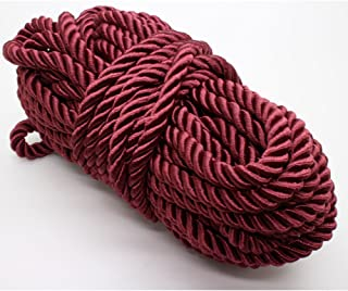gold silk rope