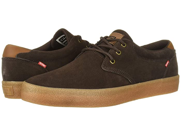 Globe  Winslow (Chocolate/Crepe) Mens Skate Shoes