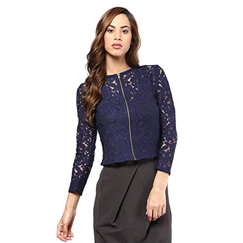 42f04a23fe9 Blue Tops: Buy Blue Tops Online at Best Prices in India - Amazon.in