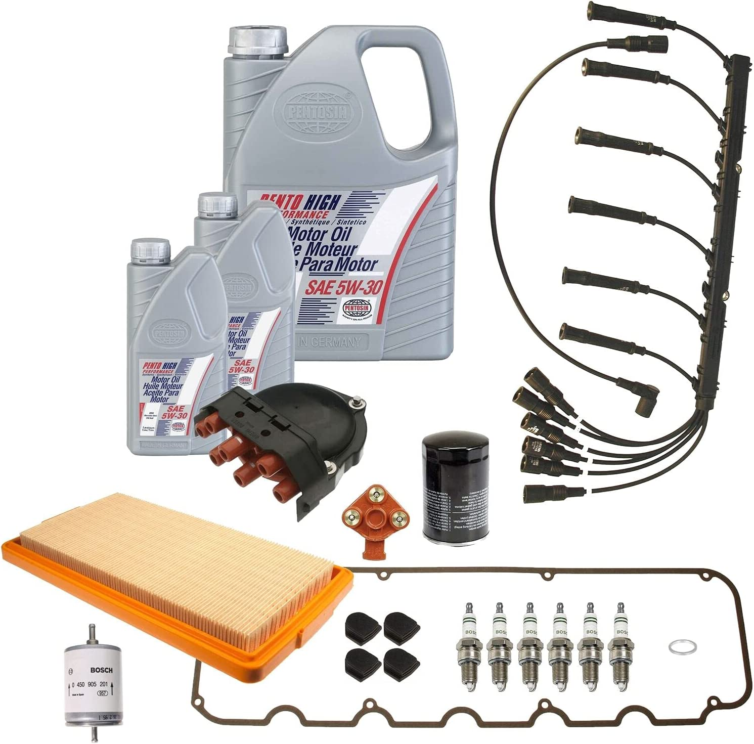 Complete Tune Up Filters kit BMW Oil Bombing free shipping E30 with Compatible Max 89% OFF