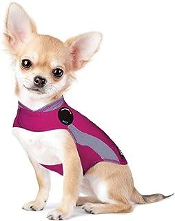 ThunderShirt Polo Dog Anxiety Jacket   Vet Recommended Calming Solution Vest for Fireworks, Thunder, Travel, & Separation