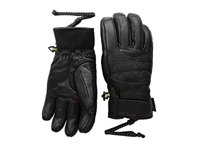 Burton GORE-TEX(r) Gondy Gloves (True Black) Snowboard Gloves