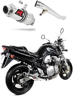 Suchergebnis Auf Für Motorrad Endschalldämpfer Dominator Endschalldämpfer Auspuff Abgasanlage Auto Motorrad