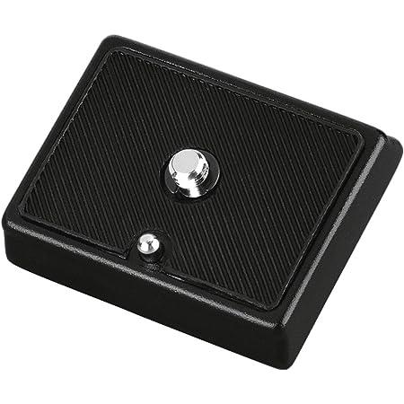 Hama Schnellkupplungsplatte Für Stativ Omega Premium I Kamera