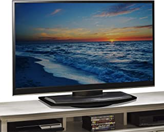 LapWorks Big Screen TV Swivel with 21x16 inch Base and Steel Ball Bearings - Holds 200 Pounds