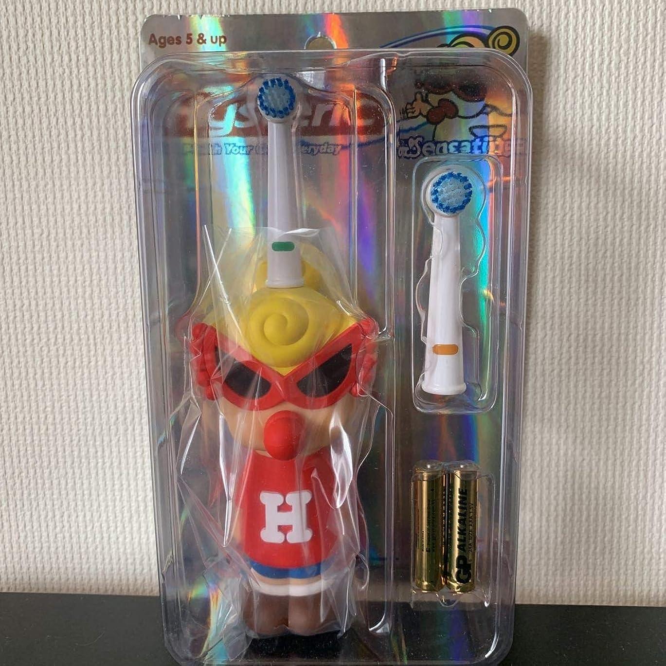 溶ける無人組み立てるHYSTERIC MINI Novelty electric toothbrush ヒステリックミニ 電動歯ブラシ ノベルティ