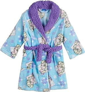 NEW FROZEN 2 MOVIE Bath Robe Girls Size MEDIUM 7//8 M Pajamas Bathrobe Elsa Anna