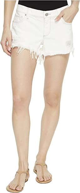 Lucky Brand - The Cut Off Shorts in White Reyes
