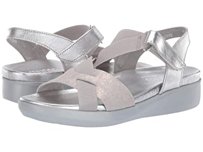 Munro Andie (Silver Leather) Women