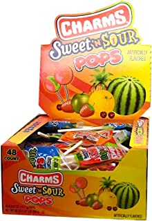 Best charms sweet and sour pops Reviews