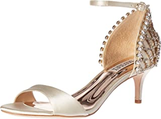 Badgley Mischka Women's Adora Heeled Sandal