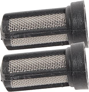 Milwaukee M4910-20 & M4910-21 Paint Sprayer (2 Pack) Replacement Spray Gun Filter # 039748001099-2pk