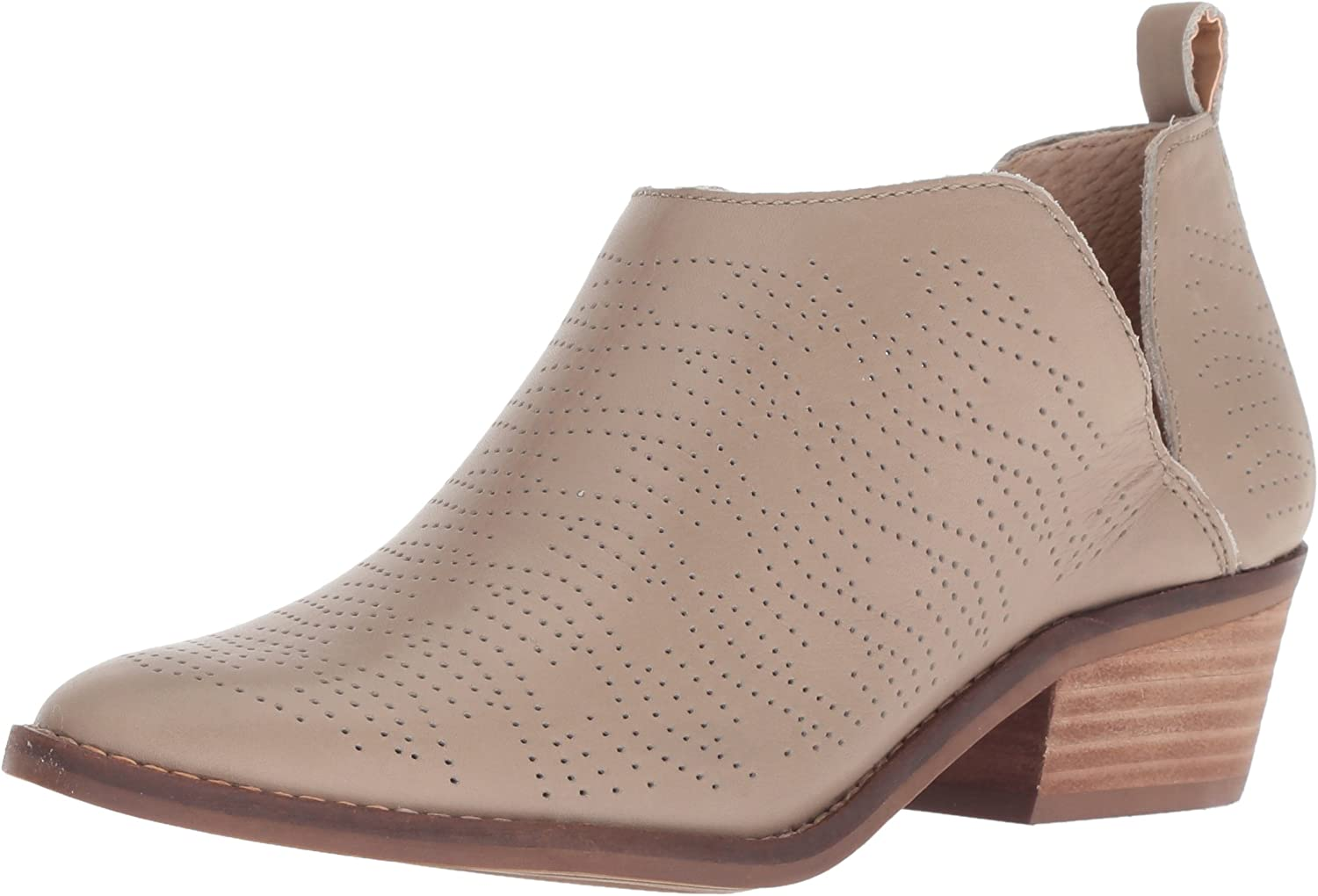 Lucky Brand Womens Fayth Ankle Boot