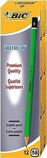 BIC Criterium 550 5B Grafiet Potloden - Doos van 12 Stuks