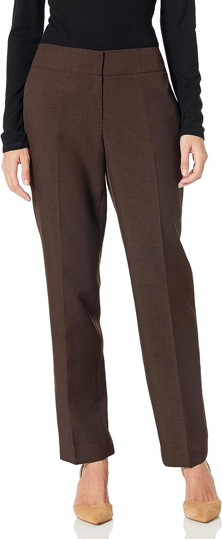 Kasper Women's Crepe Trouser Pant