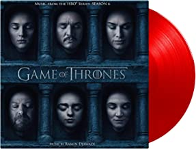 Game of Thrones: Season 6 Music From the HBO Series