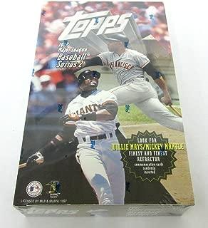 Best 1997 topps baseball Reviews
