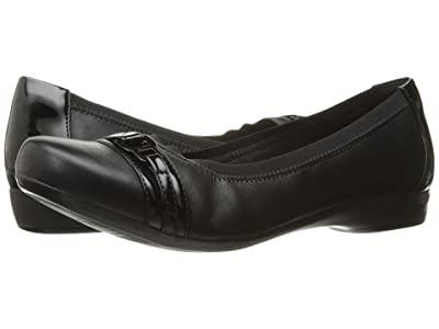 Clarks Kinzie Light (Black Combo) Women