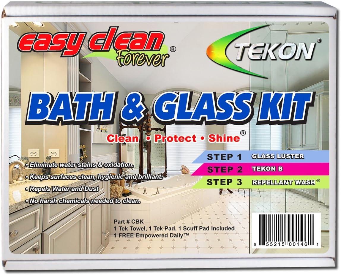 Tekon Complete Bath Kit Special sale item Fresno Mall