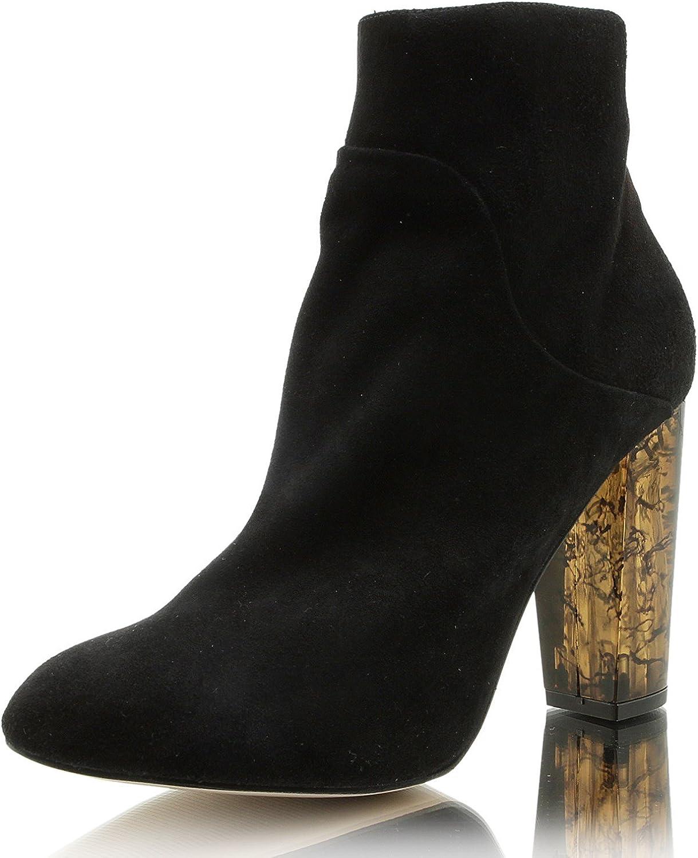 Buffalo London 12570-345 Ante Stiefelie Block Heel