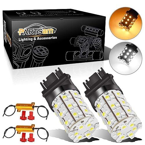 i-Shop Black Front Headlight /& Turn Signal Cover Guard Kit