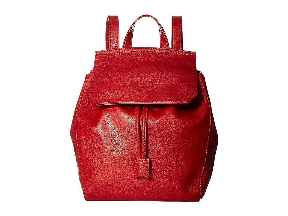 Matt & Nat Mumbai Small (Red) Bags
