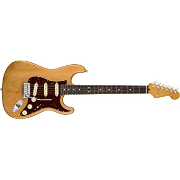 Fender American Ultra Stratocaster RW Aged Natural w/Hardshell Case