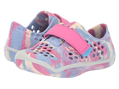 PLAE Mimo (Toddler/Little Kid) (Botanic Marble) Girls Shoes
