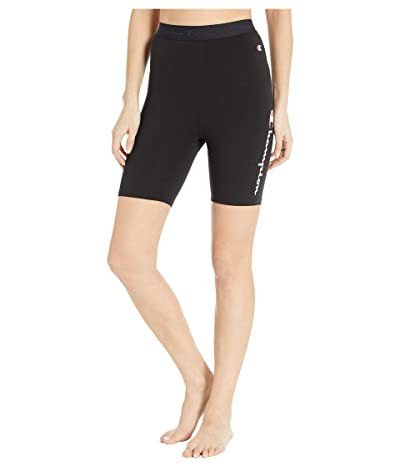 Champion Everyday Bike Shorts (Black) Women