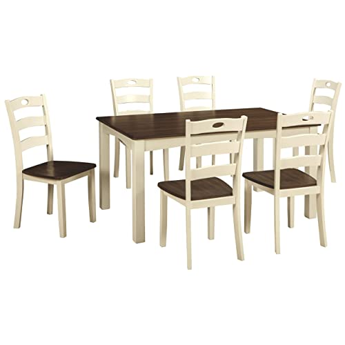Incredible Ashley Dining Table Amazon Com Gamerscity Chair Design For Home Gamerscityorg