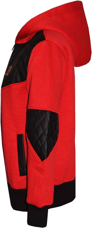 A2Z 4 Kids/® Kinder Trainingsanzug Jungen M/ädchen Designer A2Z PROJECT Abzeichen Rot Kapuzenpullover /& Jogginganzug Alter 5 6 7 8 9 10 11 12 13 Jahre