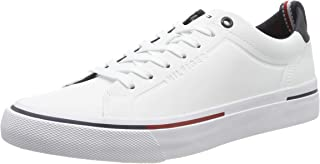 Tommy Hilfiger Corporate Leather Men's Sneakers