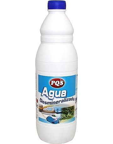 PQS Agua DESMINERALIZADA 1 L: Amazon.es: Coche y moto
