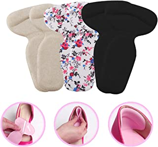 Bringsine Shoe Pads, High Heel Shoe Cushion Insole Inserts Pads, Heel Grips Back Liner Shoe Boot Cushion