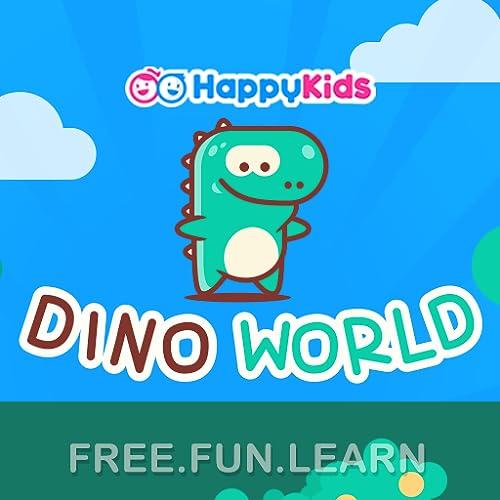 Dino World by HappyKids