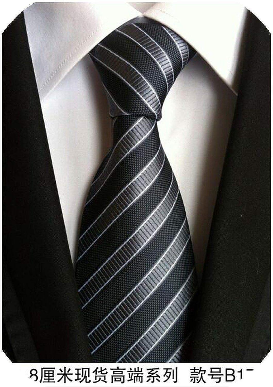 100/% Silk Fashion Casual Tie Plaid And Striped Men Skinny Ties Wedding Dress Gravata Slim Masculina 1PCS Lot