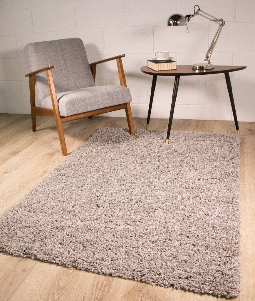 Ontario Gray High material Silver Soft Touch Easy 2021 new Room Living Shag Clean Shagg