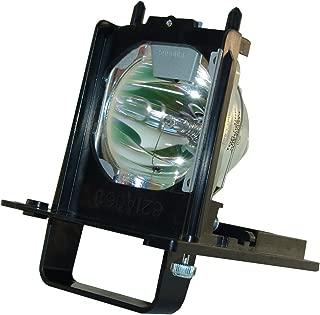LYTIO Premium for Mitsubishi 915B455011 TV Lamp with Housing 915B455A11 (Original Philips Bulb Inside)