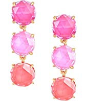 Kate Spade New York - Bright Ideas Triple Drop Earrings