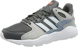 Adidas Crazychaos Chunky Sole Lace-Up Running Shoes for Women
