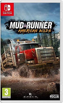 (Nintendo Switch) - Spintires: MudRunner - American Wilds Edition (Nintendo Switch)