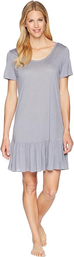 Malva Short Sleeve Gown