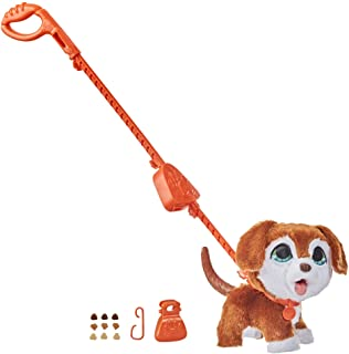 FurReal Poopalots - Big Wags Dog - I Poop - Interactive Plush Pet Puppy - Connectible Leash System - Interactive Toys for ...